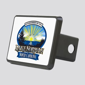 Lake Norman Sun Rays Logo Hitch Cover