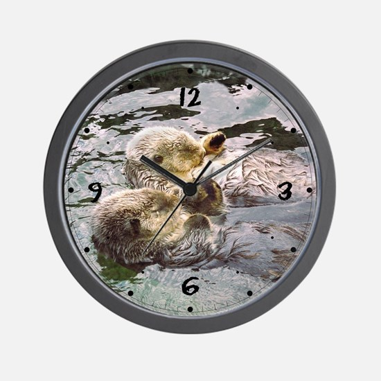 Unique Mammals Wall Clock