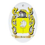 Bals Ornament (Oval)