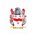 Balmforth Sticker (Rectangle 50 pk)