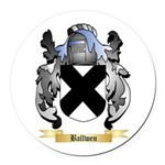 Ballwen Round Car Magnet