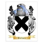 Ballwen Small Poster