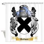 Ballwen Shower Curtain