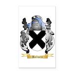 Ballwein Rectangle Car Magnet
