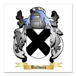 Ballwein Square Car Magnet 3