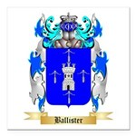 Ballister Square Car Magnet 3