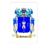 Ballister Postcards (Package of 8)