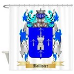 Ballister Shower Curtain