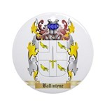 Ballintyne Ornament (Round)
