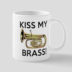 Kiss My Brass Tuba Mug