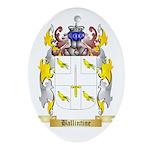 Ballintine Ornament (Oval)