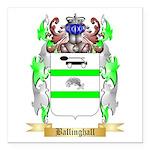 Ballinghall Square Car Magnet 3