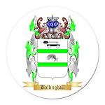 Ballinghall Round Car Magnet