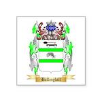 Ballinghall Square Sticker 3