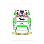 Ballinghall Sticker (Rectangle 10 pk)