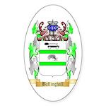 Ballinghall Sticker (Oval)