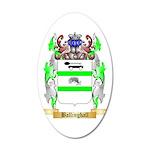Ballinghall 35x21 Oval Wall Decal