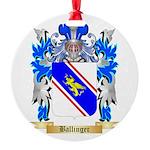 Ballinger Round Ornament