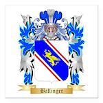 Ballinger Square Car Magnet 3