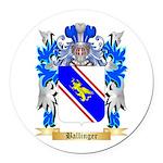 Ballinger Round Car Magnet