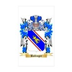Ballinger Sticker (Rectangle 50 pk)