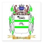 Ballingall Square Car Magnet 3