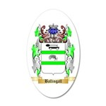 Ballingall 20x12 Oval Wall Decal