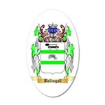 Ballingall 35x21 Oval Wall Decal