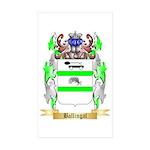 Ballingal Sticker (Rectangle 10 pk)
