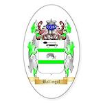Ballingal Sticker (Oval)