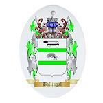 Ballingal Ornament (Oval)