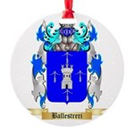 Ballestreri Round Ornament