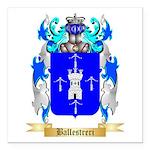 Ballestreri Square Car Magnet 3