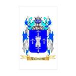 Ballestreri Sticker (Rectangle 50 pk)