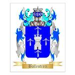 Ballestreri Small Poster