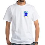 Ballesteros White T-Shirt