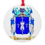 Ballesteros Round Ornament