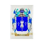 Ballesteros Rectangle Magnet (100 pack)