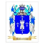 Ballesteros Small Poster