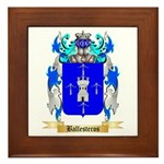 Ballesteros Framed Tile