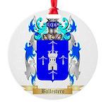 Ballestero Round Ornament