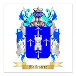 Ballestero Square Car Magnet 3