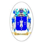 Ballestero Sticker (Oval)