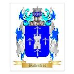 Ballestero Small Poster