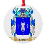 Ballester Round Ornament