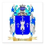 Ballester Square Car Magnet 3