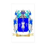 Ballester Sticker (Rectangle 50 pk)