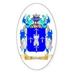 Ballester Sticker (Oval 50 pk)