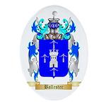 Ballester Ornament (Oval)