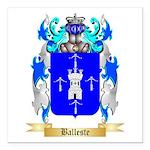 Balleste Square Car Magnet 3